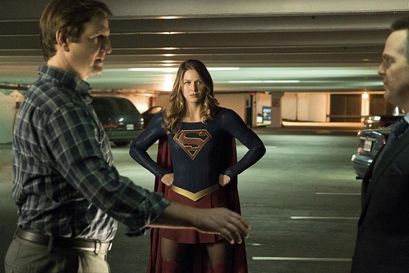 "Супергерл ""Changing"" - 6 серия 2 сезона"