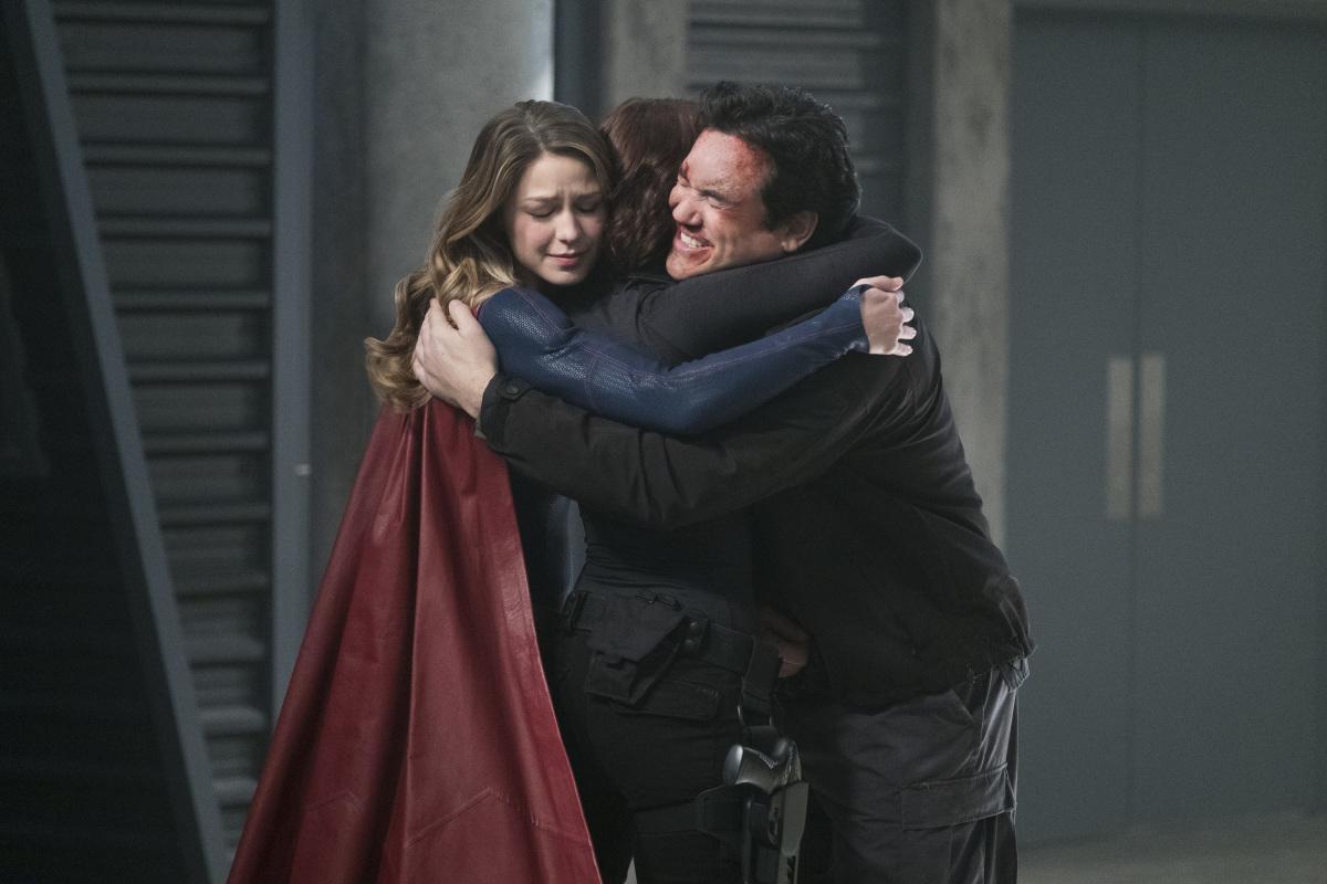 "Супергерл ""Homecoming"" - 14 серия 2 сезона"