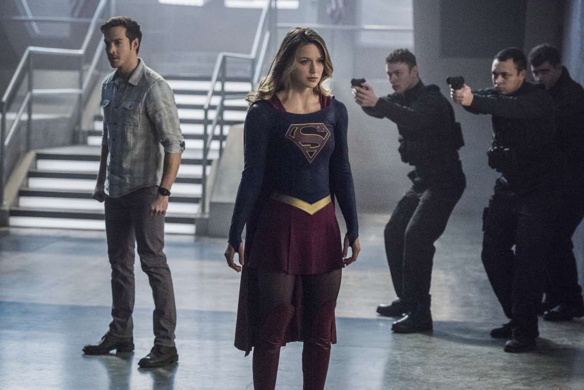 "Супергерл ""Star-Crossed"" - 16 серия 2 сезона"
