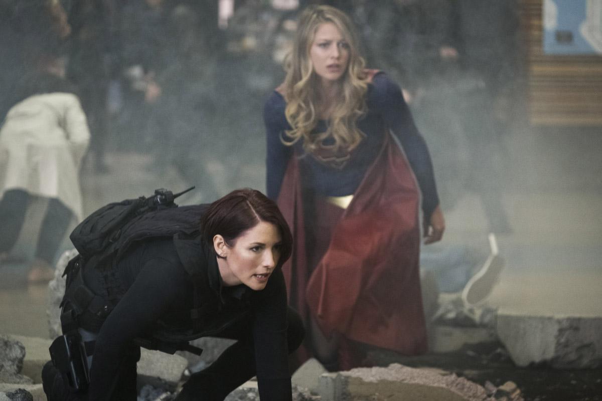 "Супергерл ""Both Sides Now"" - 13 серия 3 сезона"