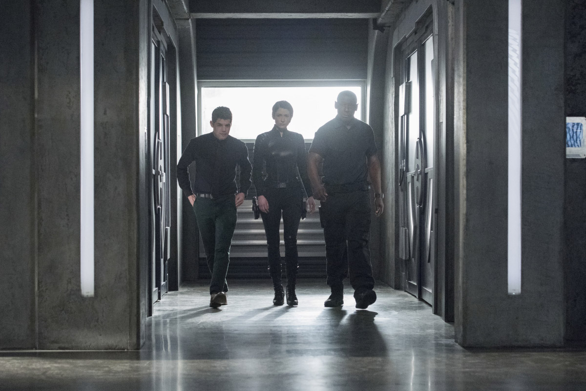 "Супергерл ""Not Kansas"" - 21 серия 3 сезона"