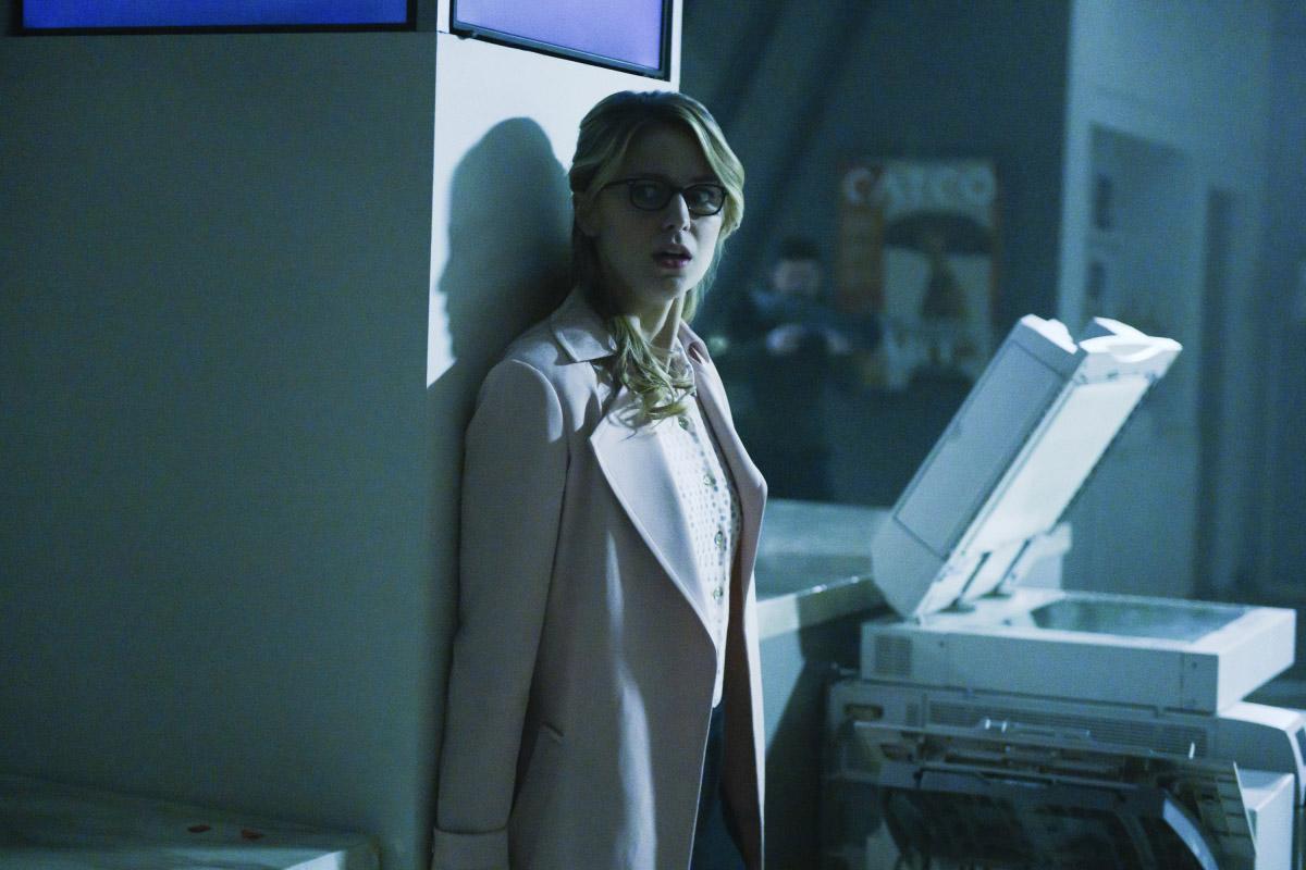 "Супергерл ""American Dreamer"" - 19 серия 4 сезона"