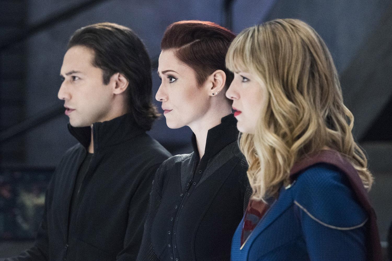 """Супергерл """"Dangerous Liaisons"""" - 5 серия 5 сезона"""