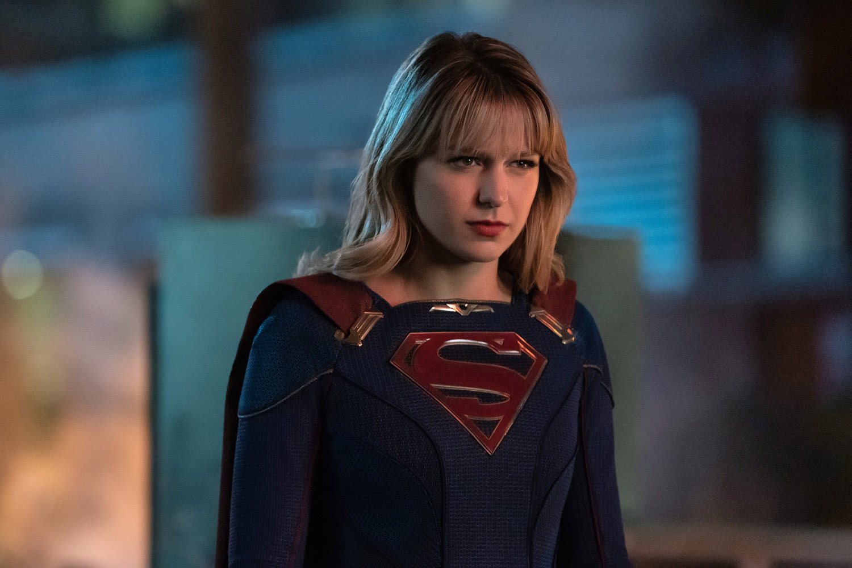 "Супергерл ""It's a Super Life"" - 13 серия 5 сезона"