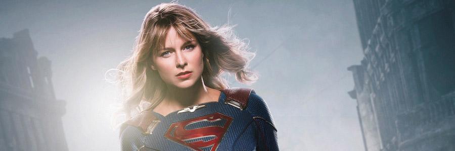 Постер для Супергерл