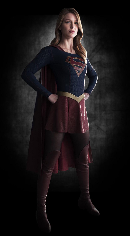 Постер для 1 сезона сериала Супергерл