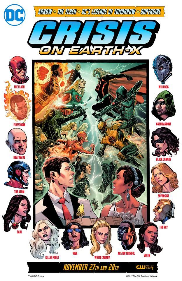 Постер для 3 сезона сериала Супергерл