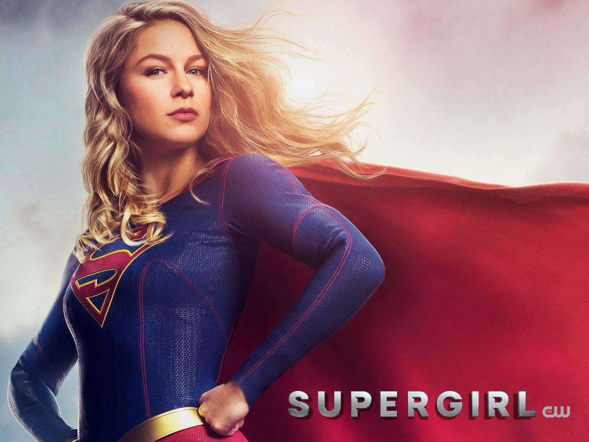 Постер для 4 сезона сериала Супергерл