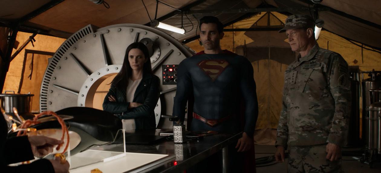 """Супермен и Лоис """"O Mother, Where Art Thou?"""" - 10 серия 1 сезона"""