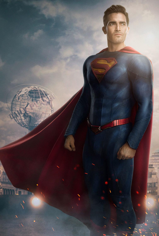 Постер для 1 сезона сериала Супермен и Лоис