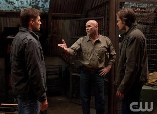 Two And A Half Men - 2 серия 6 сезона Сверхъестественного