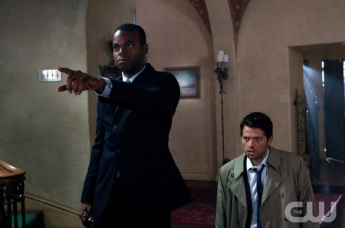The Third Man - 3 серия 6 сезона Сверхъестественного