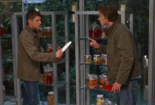 You Can't Handle The Truth - 6 серия 6 сезона Сверхъестественного