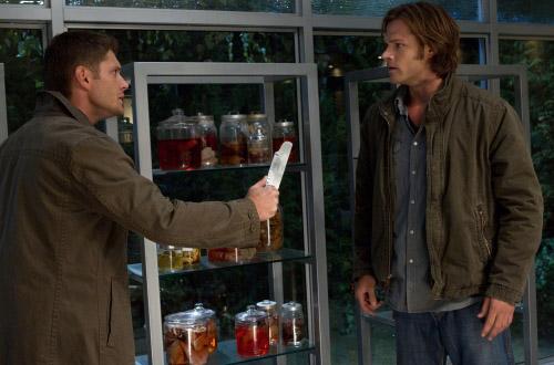 6 серия 6 сезона Сверхъестественного You Can't Handle The Truth