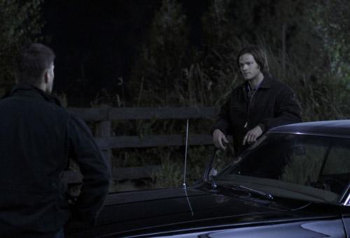 6 сезон 7 серия Сверхъестественного - Family Matters