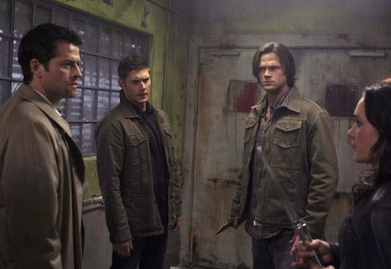 Caged Heat - 10 серия 6 сезона Сверхъестественного