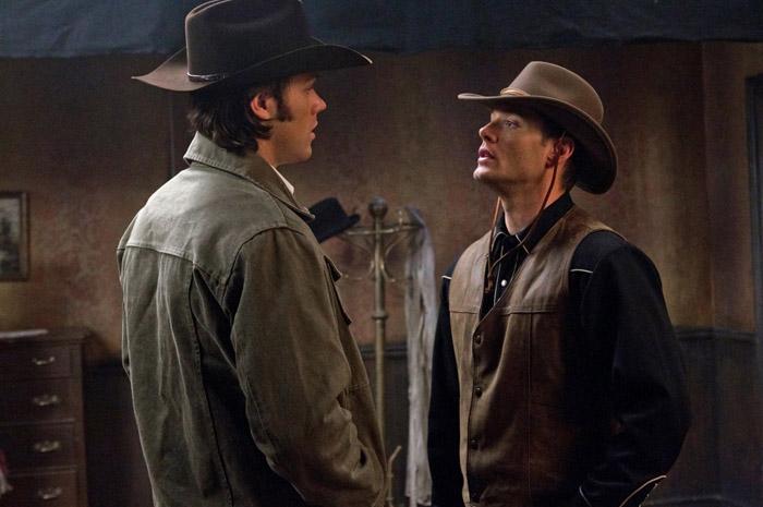 Frontierland - 18 серия 6 сезона Сверхъестественного