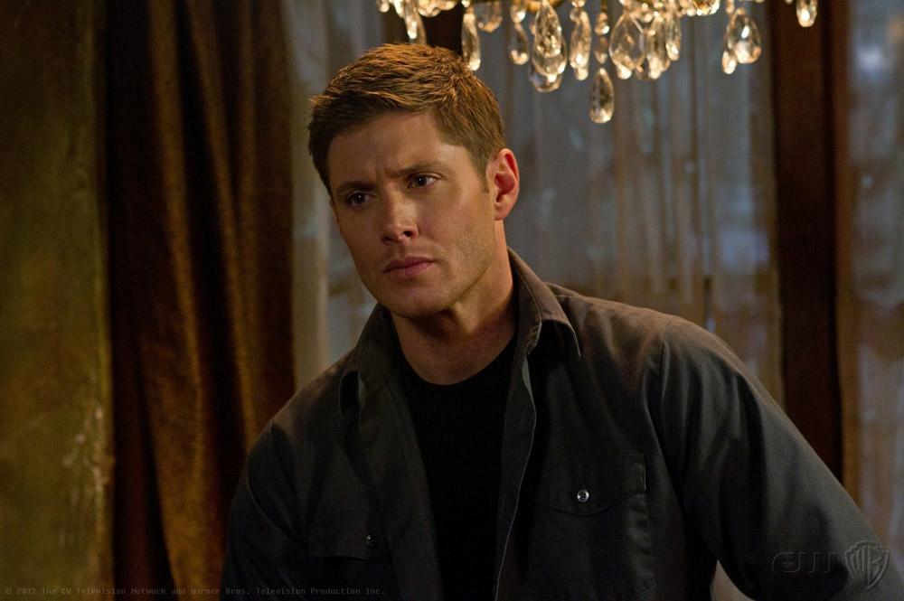 Supernatural dean hot