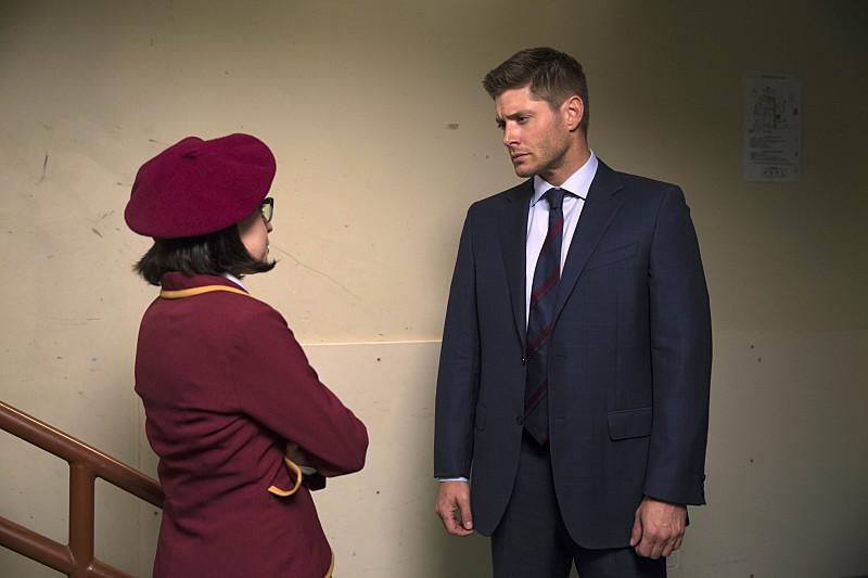 """Сверхъестественное """"Fan Fiction"""" - 5 серия 10 сезона"""