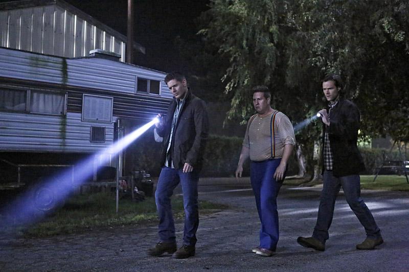 сверхъестественное сезон 11 серия 12 смотреть онлайн