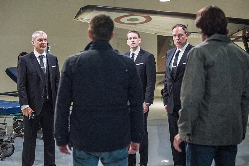 """Сверхъестественное """"The One You've Been Waiting For"""" - 5 серия 12 сезона"""