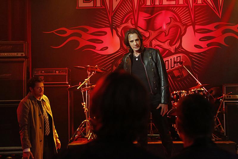 """Сверхъестественное """"Rock Never Dies"""" - 7 серия 12 сезона"""