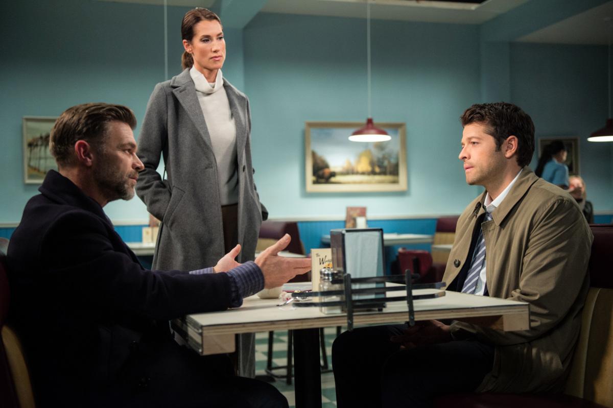 """Сверхъестественное """"Lily Sunder Has Some Regrets"""" - 10 серия 12 сезона"""