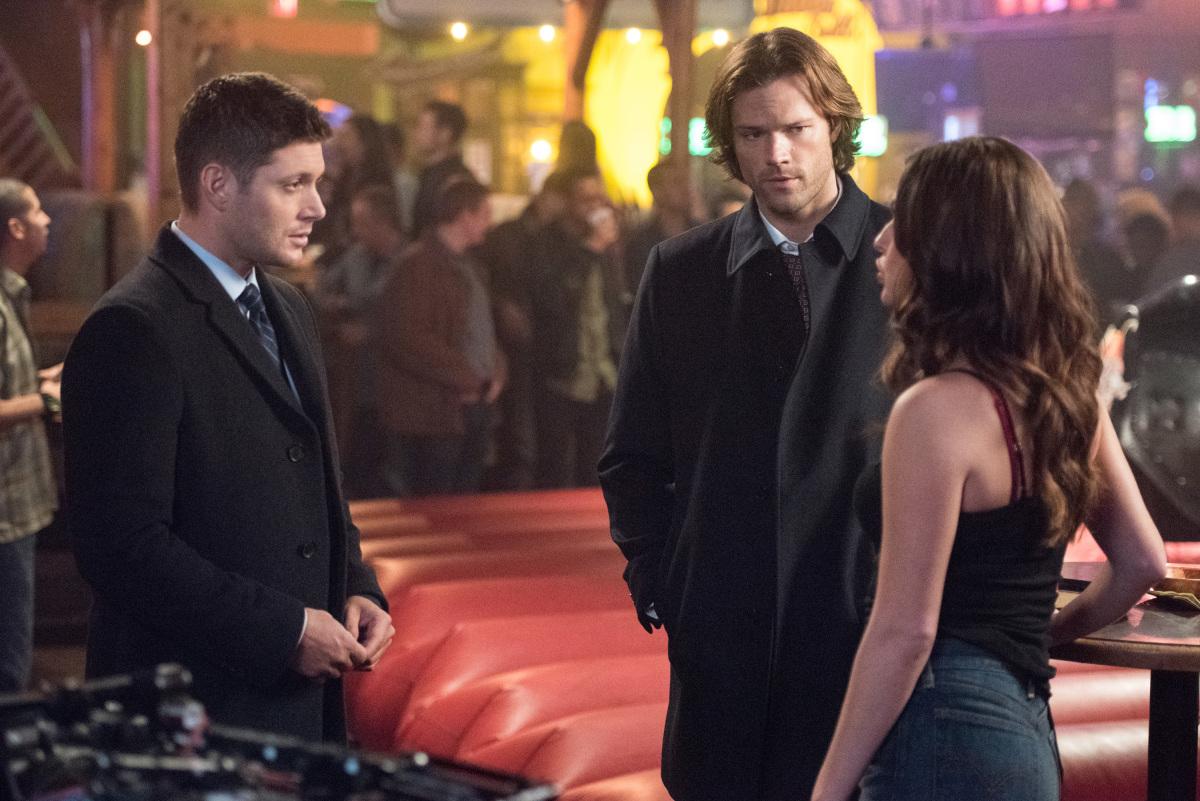 """Сверхъестественное """"Regarding Dean"""" - 11 серия 12 сезона"""