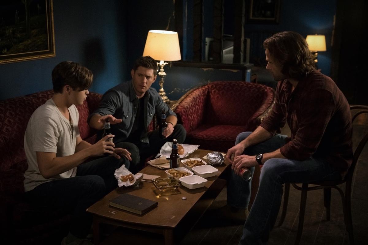 """Сверхъестественное """"The Rising Son"""" - 2 серия 13 сезона"""
