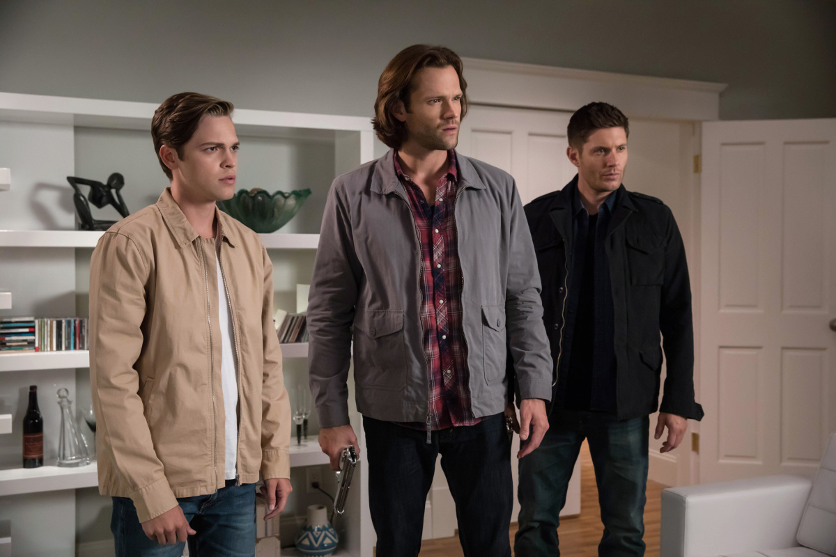 """Сверхъестественное """"The Big Empty"""" - 4 серия 13 сезона"""