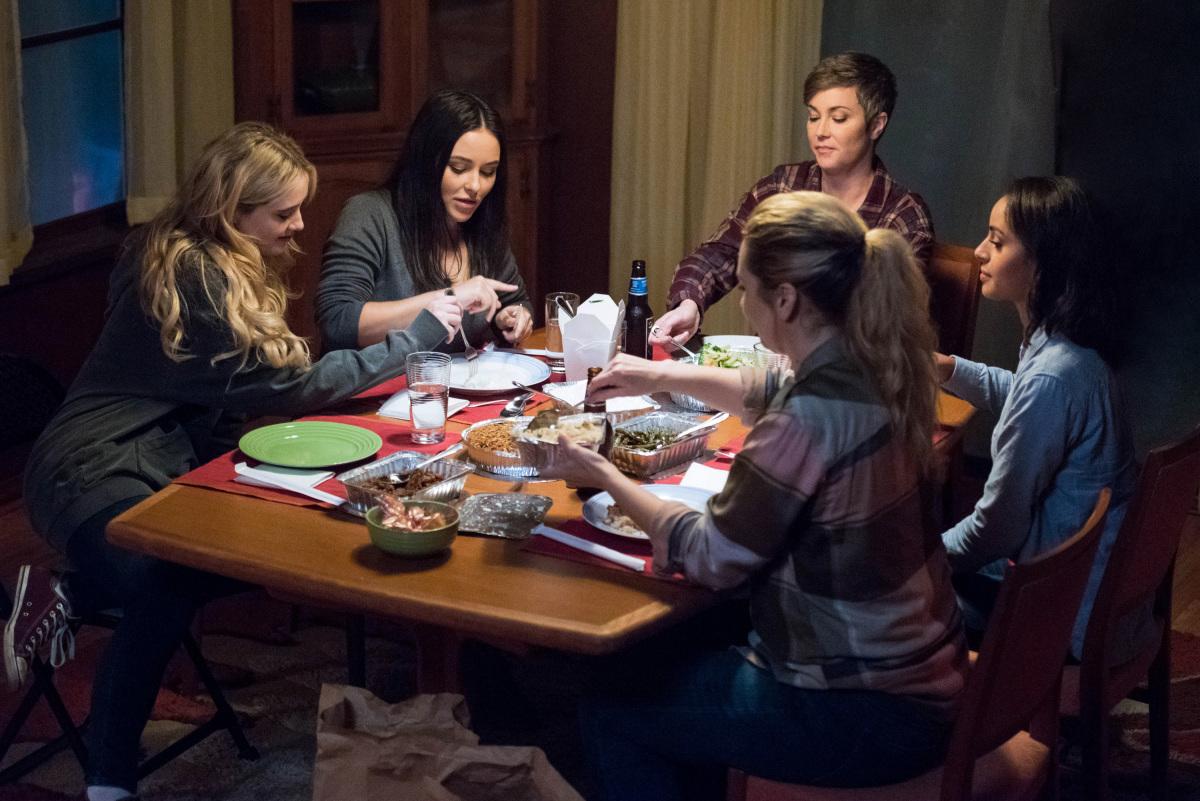 """Сверхъестественное """"Wayward Sisters"""" - 10 серия 13 сезона"""