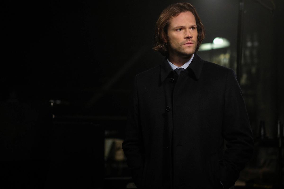 """Сверхъестественное """"A Most Holy Man"""" - 15 серия 13 сезона"""