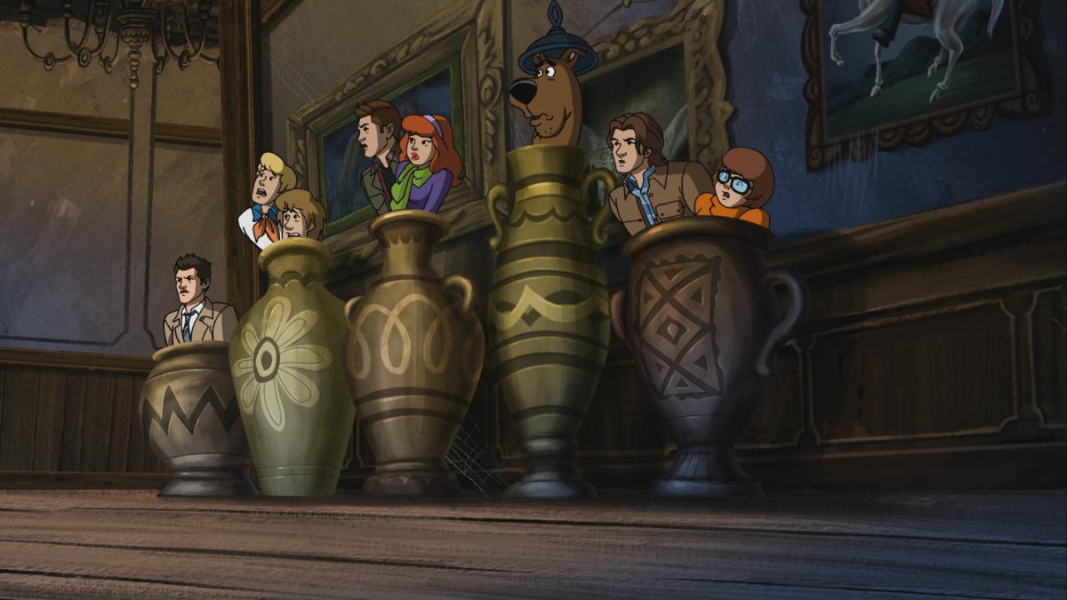 """Сверхъестественное """"Scoobynatural"""" - 16 серия 13 сезона"""