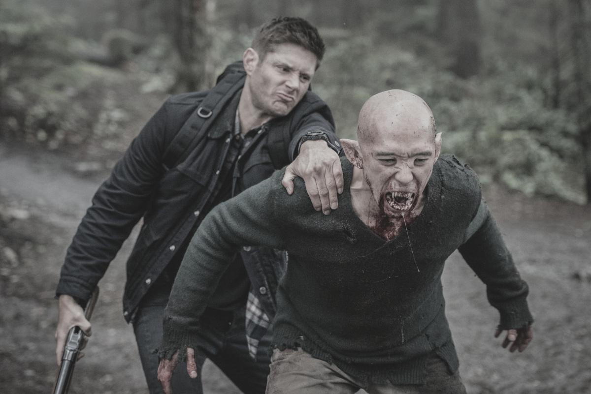 """Сверхъестественное """"Beat the Devil"""" - 21 серия 13 сезона"""