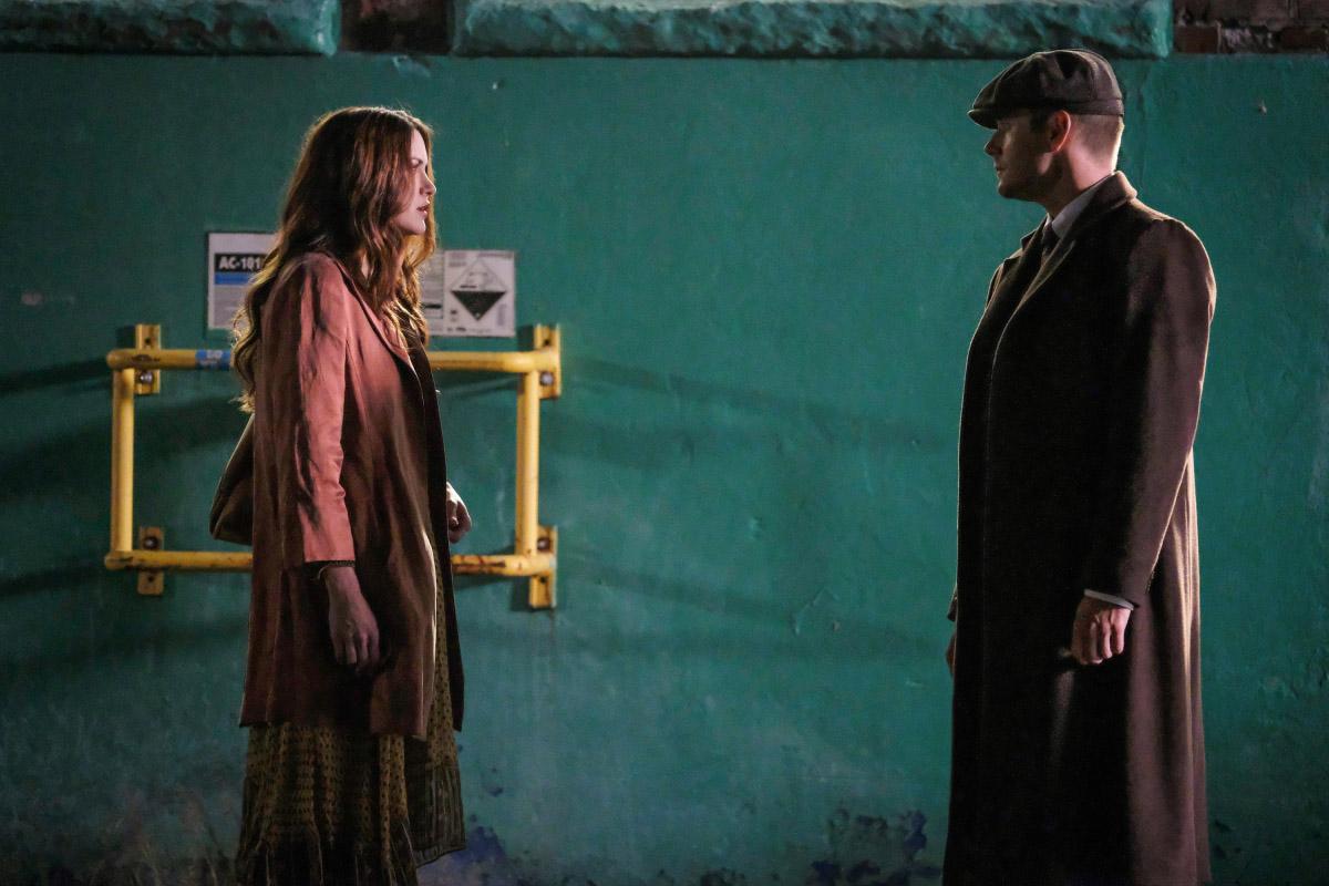 """Сверхъестественное """"Stranger in a Strange Land"""" - 1 серия 14 сезона"""