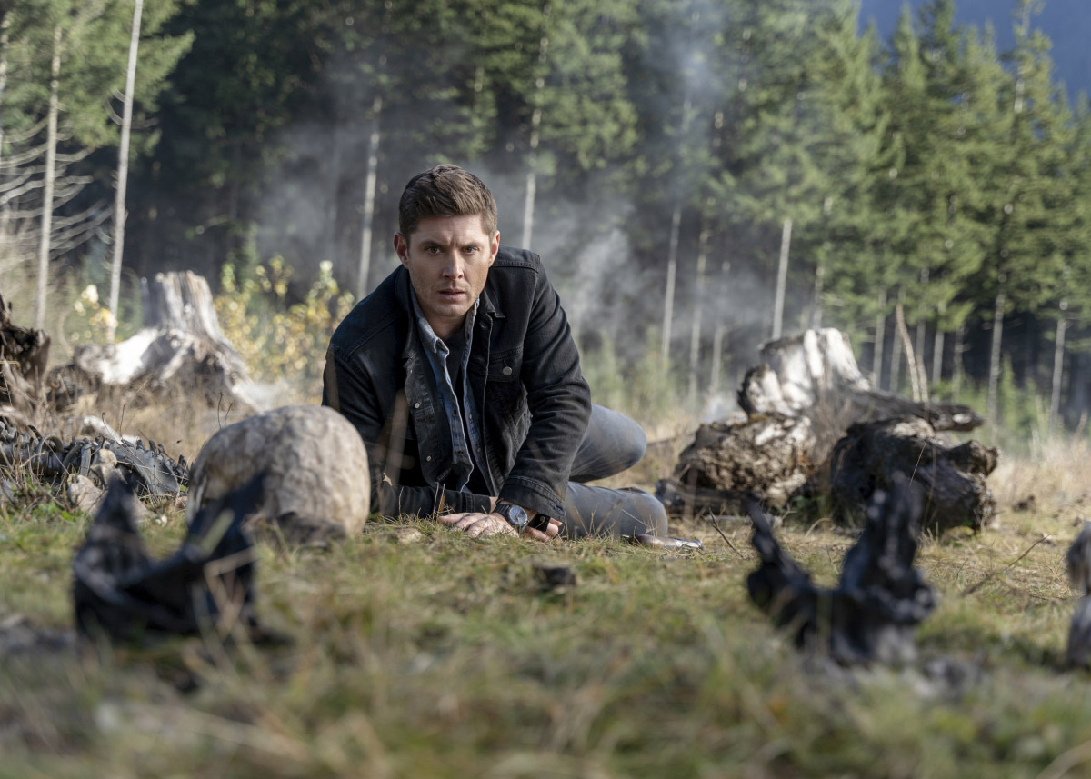 """Сверхъестественное """"The Trap"""" - 9 серия 15 сезона"""