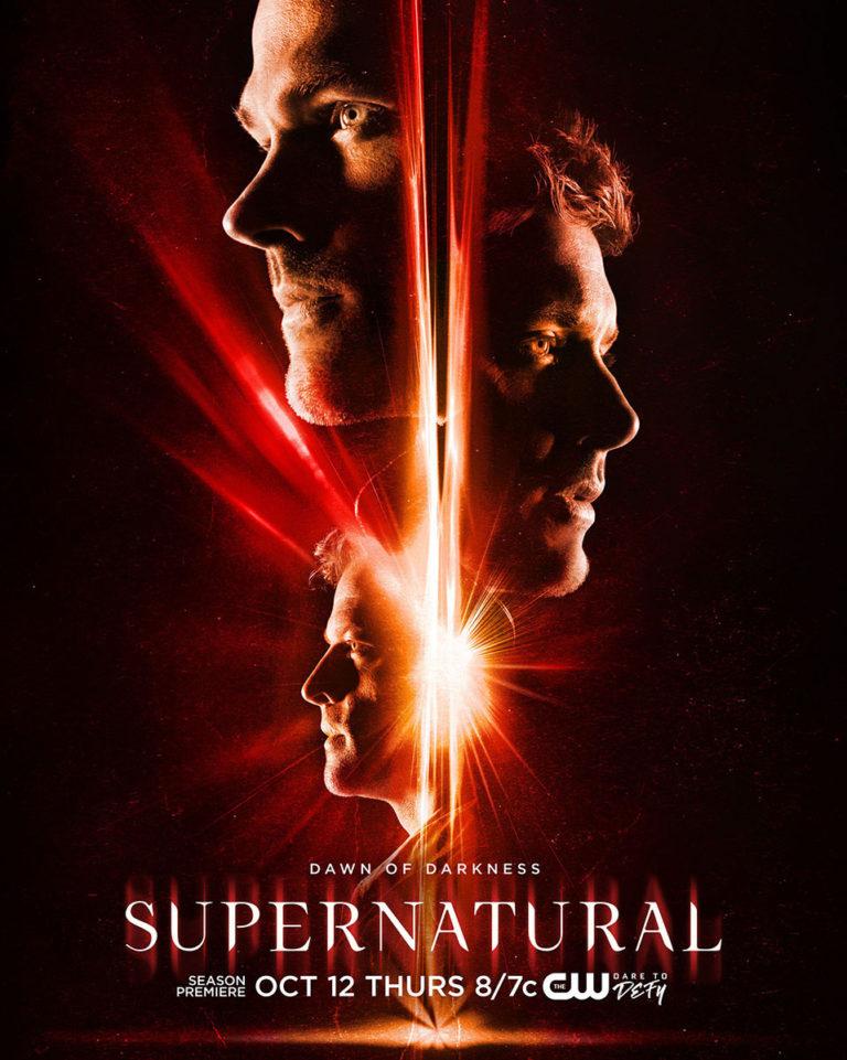 Постер для 13 сезона сериала Сверхъестественное