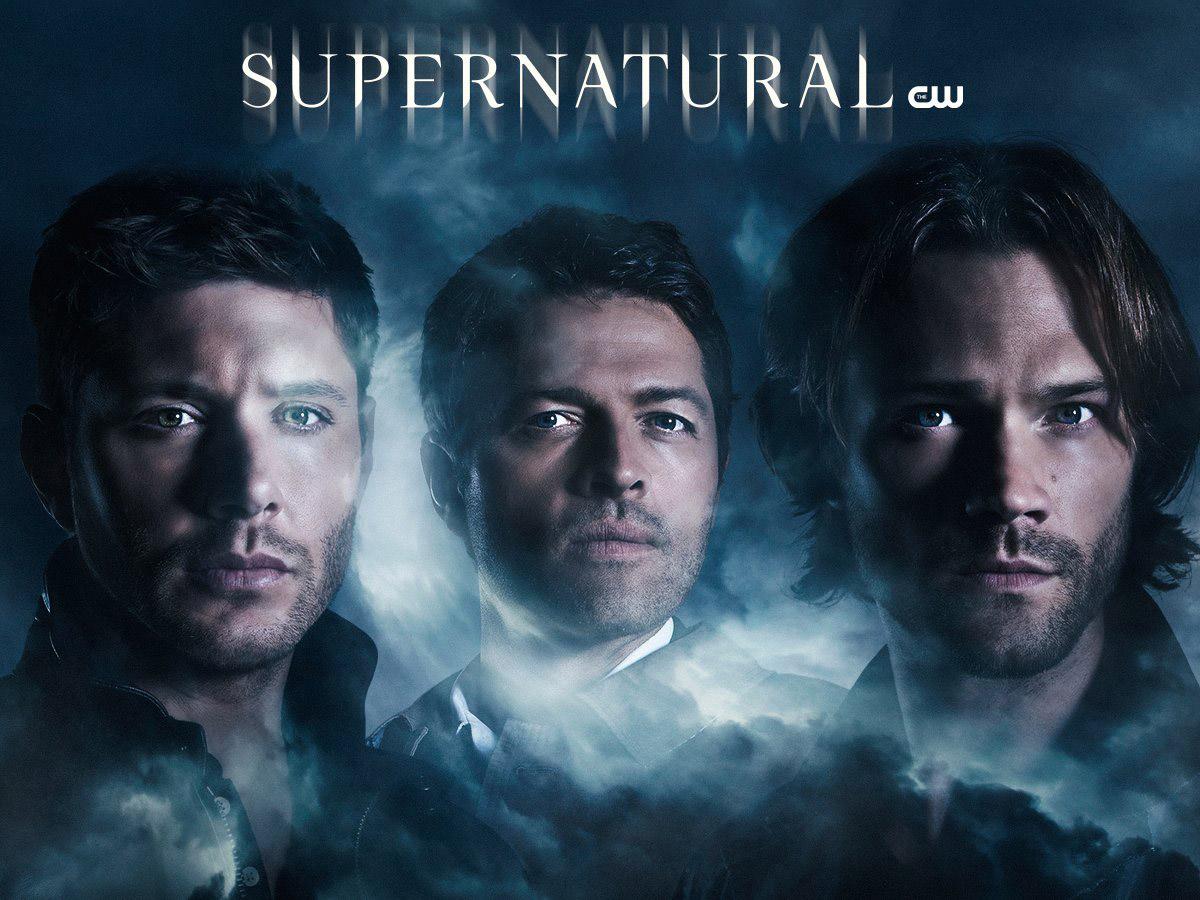 Постер для 14 сезона сериала Сверхъестественное