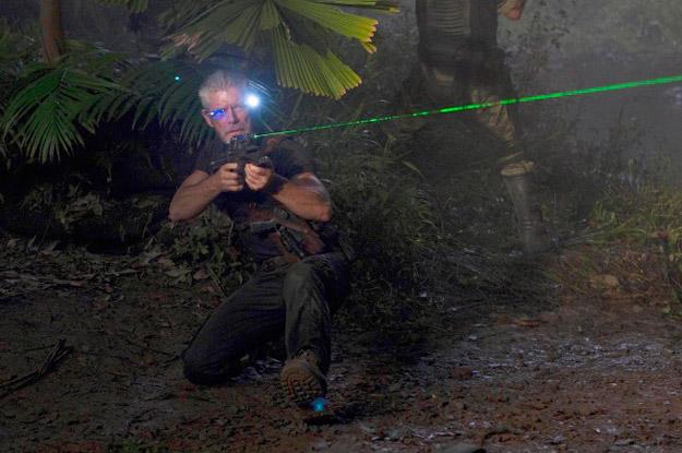 Стивен Лэнг в сериале Terra Nova