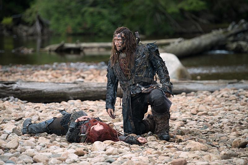 """Сотня """"Wanheda: Part Two"""" - 2 серия 3 сезона"""