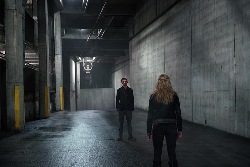 """Сотня """"Perverse Instantiation - Part Two"""" - 16 серия 3 сезона"""