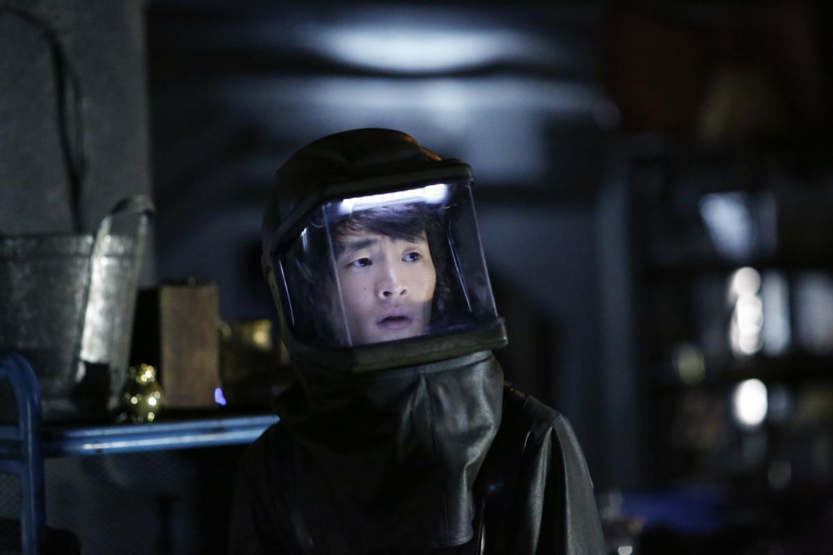 "Сотня ""The Other Side"" - 11 серия 4 сезона"