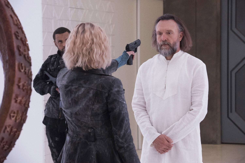 "Сотня ""A Little Sacrifice"" - 10 серия 7 сезона"