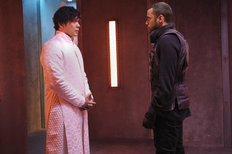 "Сотня ""The Stranger"" - 12 серия 7 сезона"