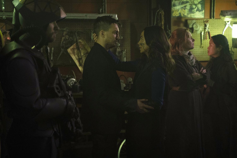 "Сотня ""Blood Giant"" - 13 серия 7 сезона"
