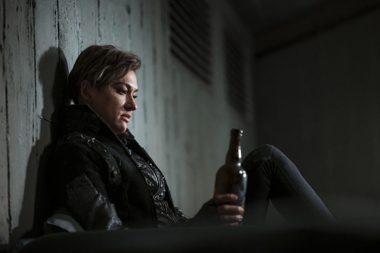 "Сотня ""A Sort of Homecoming"" - 14 серия 7 сезона"