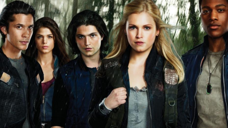 Постер для 1 сезона сериала Сотня