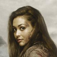 Линдси Морган в сериале Сотня - официальное фото