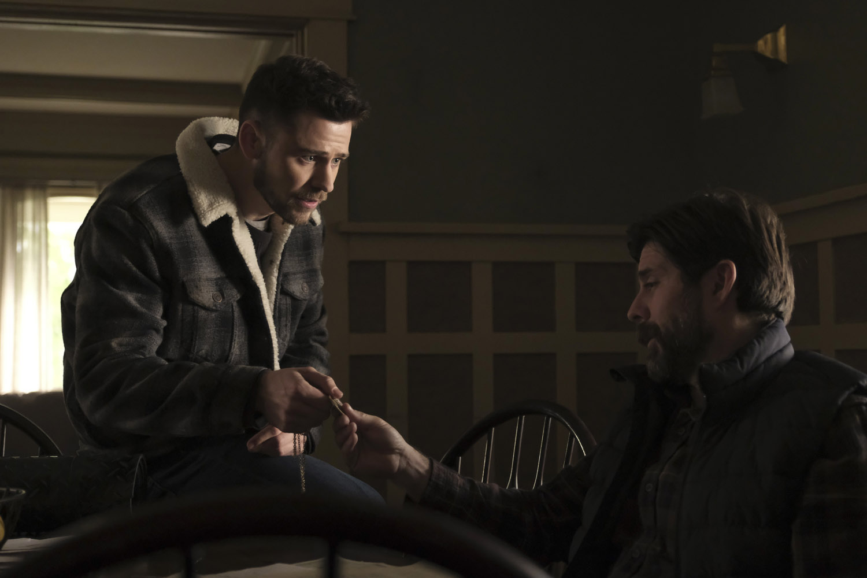 "Переправа ""The Androcles Option"" - 10 серия 1 сезона"