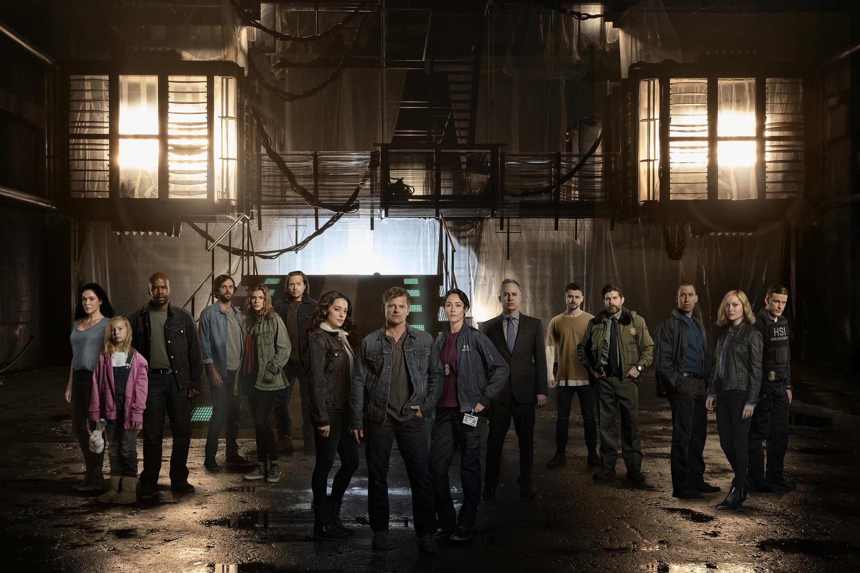 Постер для 1 сезона сериала Переправа